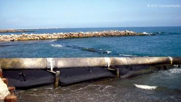 ACETube® para problema de Erosión de Playa en Tabasco, México