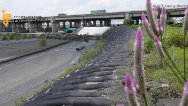 Protección llanura de inundación del Río Zhuoshui por ACETube®