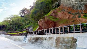 Rehabilitación de pendientes, Ruta 47, Taichung, Taiwán