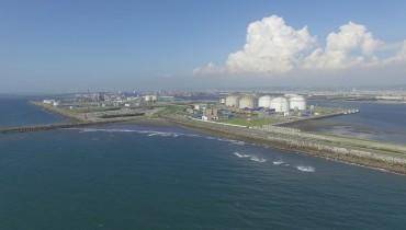 Uso de tubos geotextiles como rompeolas sumergidos para proteger el puerto con erosión costera
