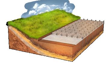 Control de Erosión de Pendientes