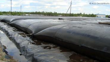 Tratamiento De Lodo Aceitoso En Siberia, Rusia