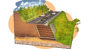 Stabilisation du sol de fondation