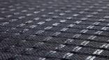 Asphalt reinforcement fiberglass geocomposite with good bonding property with asphalt layers