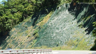 Roadbed Widening Project in Pingtung County, Taiwan