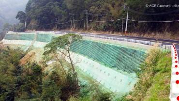 Miaoli County Road 22 Widening Project, Miaoli, Taiwan