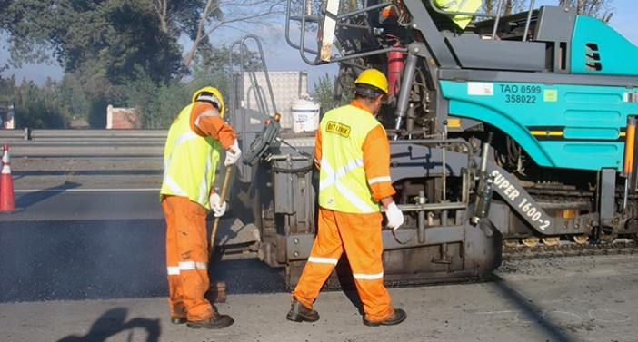 Highly effective and economical solution for road rehabilitation