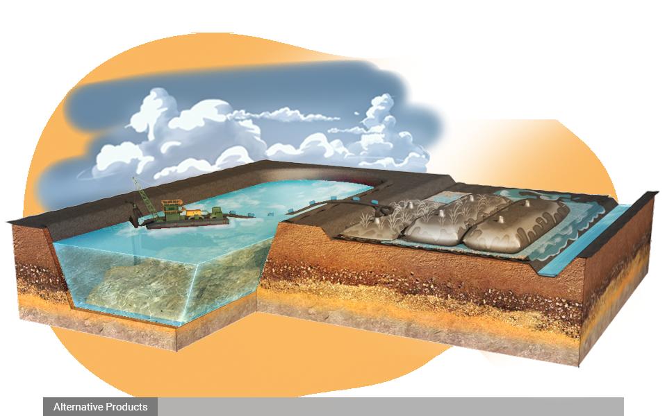 Sediment Dredging