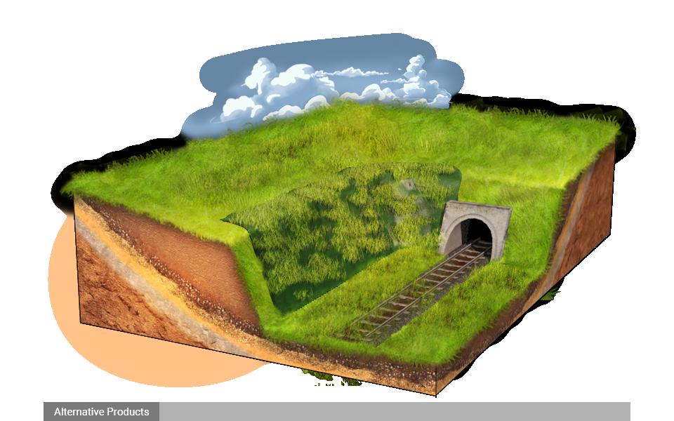 Slope Erosion Control