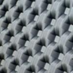Tipo Punto de Filtro Colchones de Geotextiles