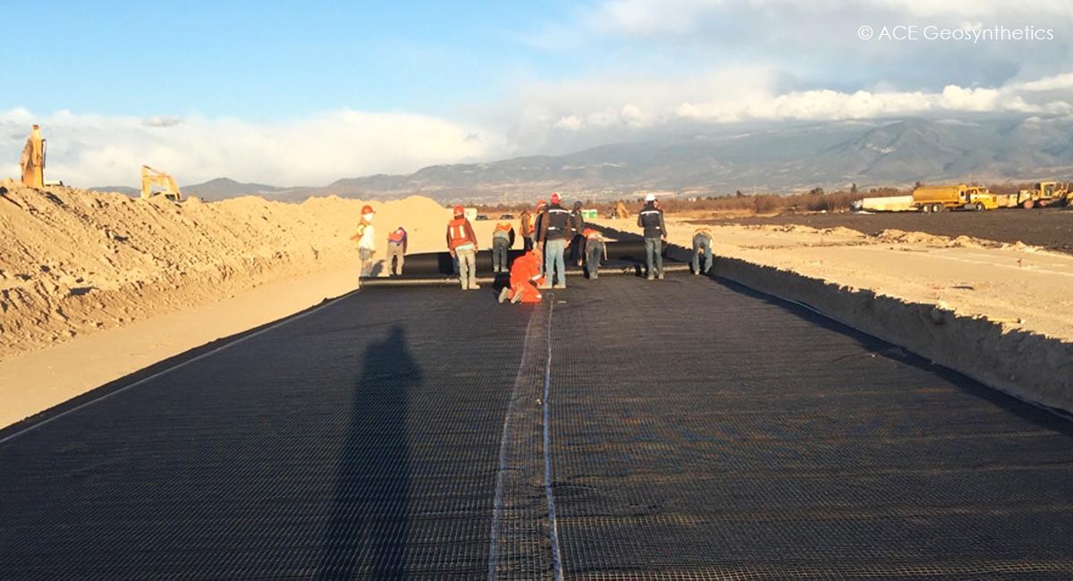 Actualización de terreno inestable propenso a la subsidencia, Texcoco, México