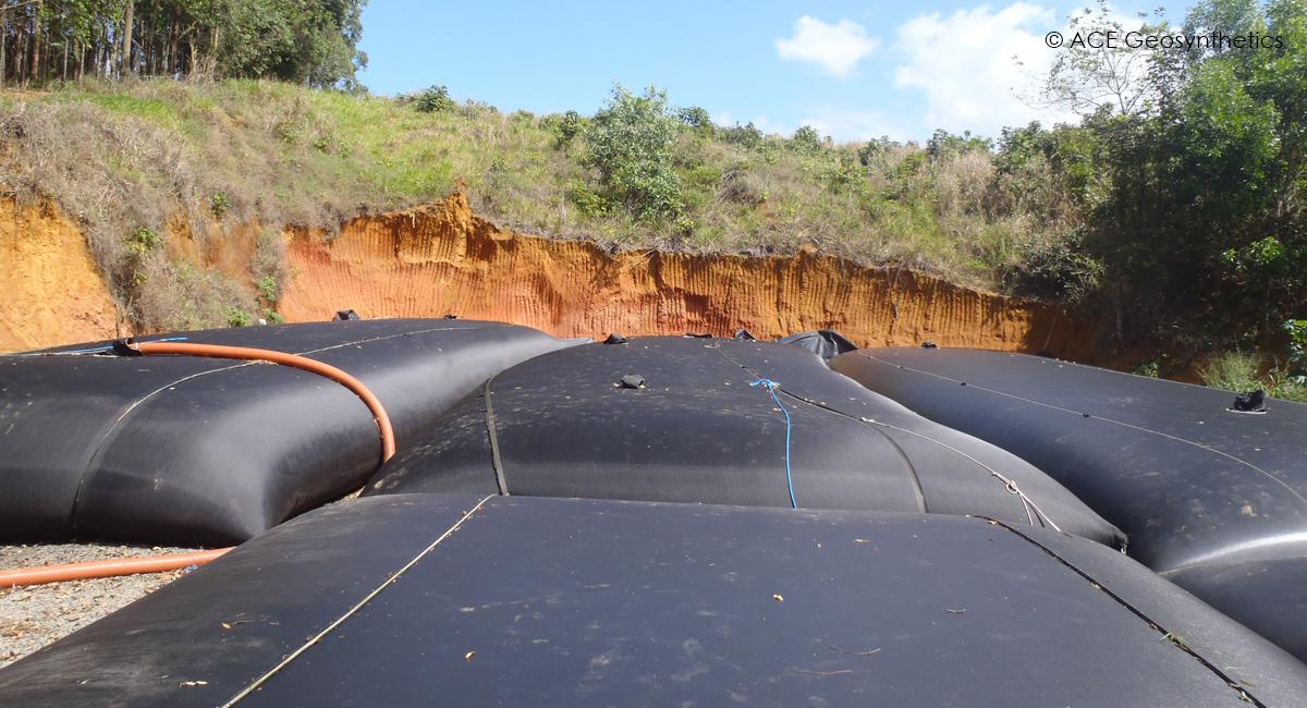 Xử lý bùn thải hữu cơ tại nhà máy Cà phê, Nam Mỹ