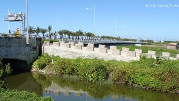Xây dựng hệ thống thoát nước, Phượng Sơn, Cao Hùng