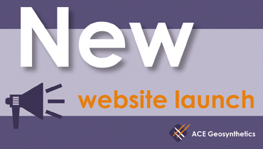 ACE Geosynthetics New Official Website is Now Online