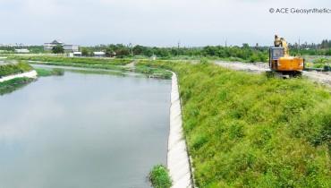 Công trình cải thiện tuyến thoát nước chính, Huyện Bình Đông, Đài Loan